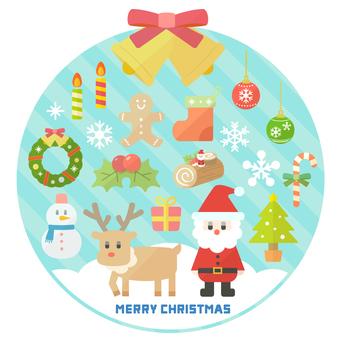 Cute ◎ Christmas set