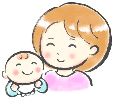Mother and child 3