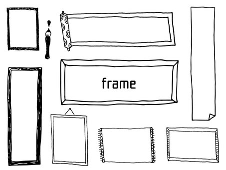 Pencil writing frame 3