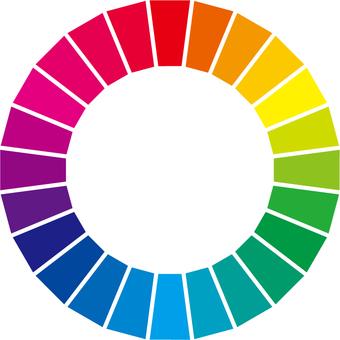 Color chart 2 b