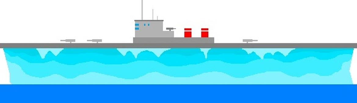 Iceberg aircraft carrier