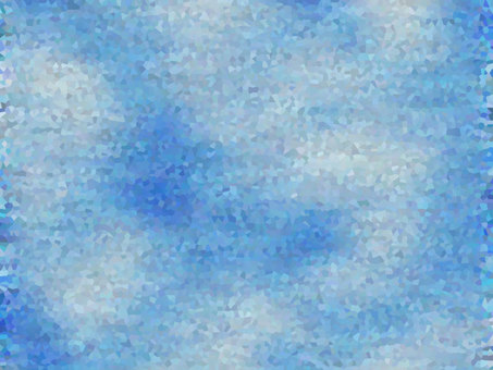 Crystal background (blue series)