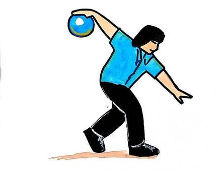 Bowling backswing
