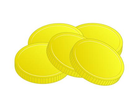 A rich coin