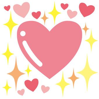 Sparkling Heart