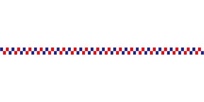 Tricolor line 2