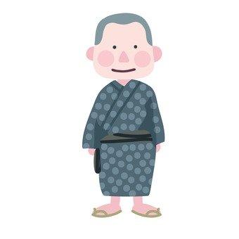 Meiji Era Boy