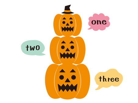 Three squashes