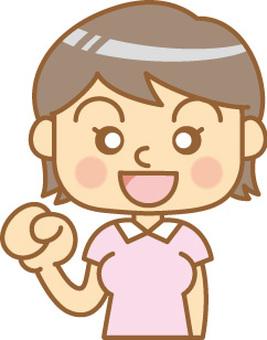 여성 바스트 업 7