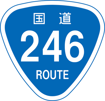National Route 246