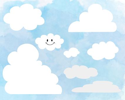 Cloud set