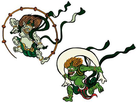 Fujinami Thunder 01