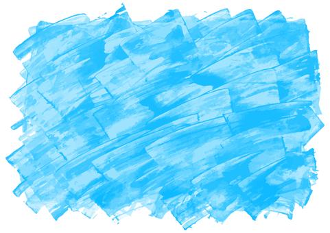 Paint Texture 2 Fresh Blue