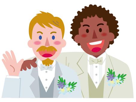 Marriage between men-6
