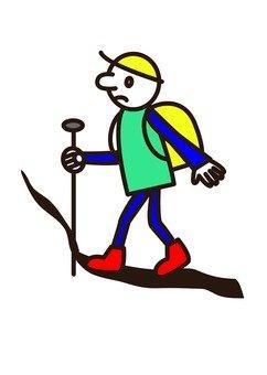 Climber Man 2
