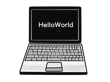 Note PC(Hello World)