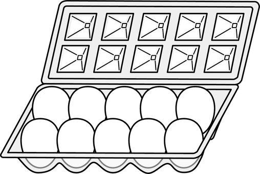 계란 1 팩