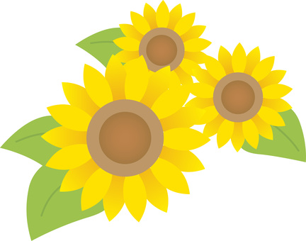 90606. Sunflower 3