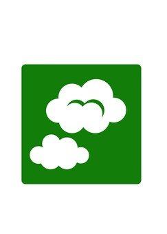 Weather (cloudy) icon