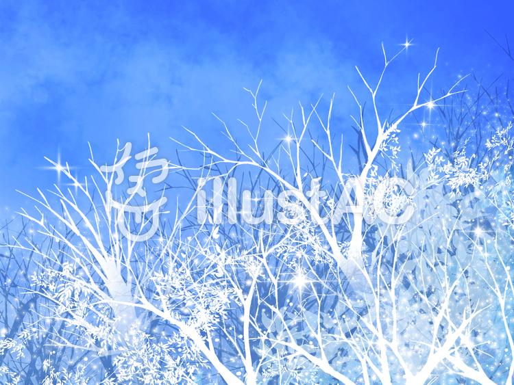 冬 風景イラスト No 574592無料イラストならイラストac