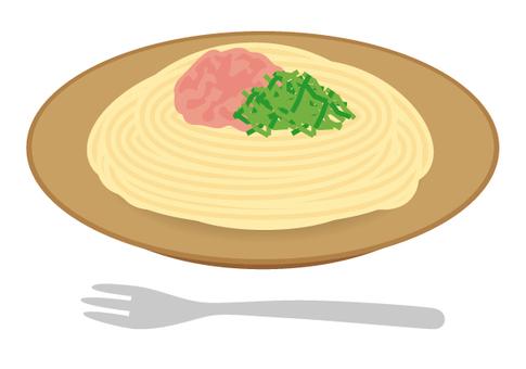 Pasta cod
