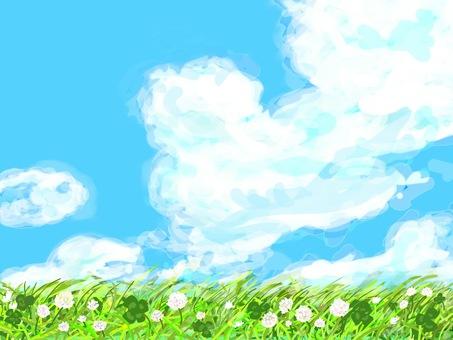 Wild grass series (white clawed grass edition)