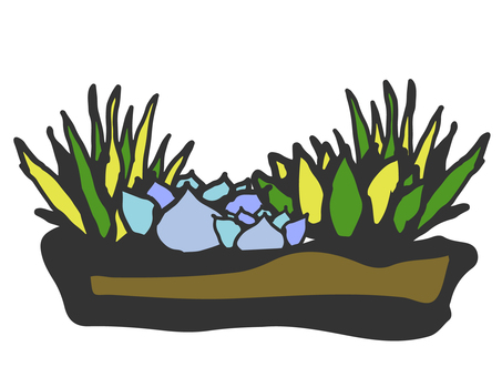 Potted planting 01