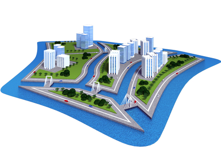 Townscape (cityscape) - 6