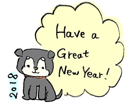 Have a Great NewYear