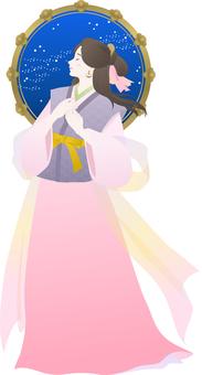 Orihime - with window motif