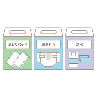 一次性尿布·防水片·尿墊