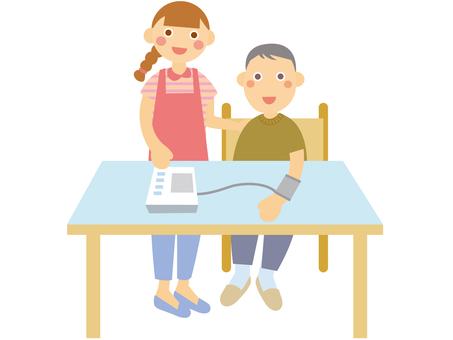 Caregiver_血壓測量