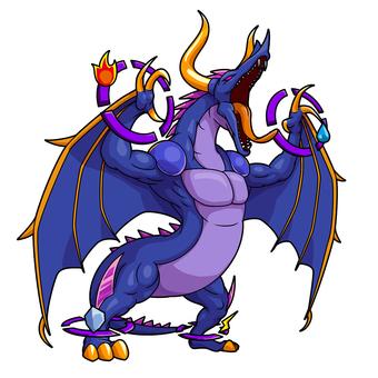Dragon 03 evolution