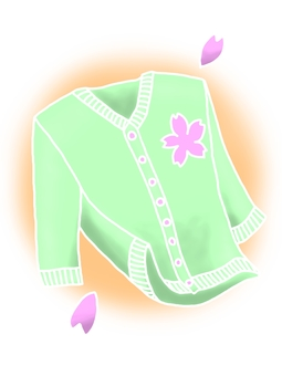 Spring cardigan