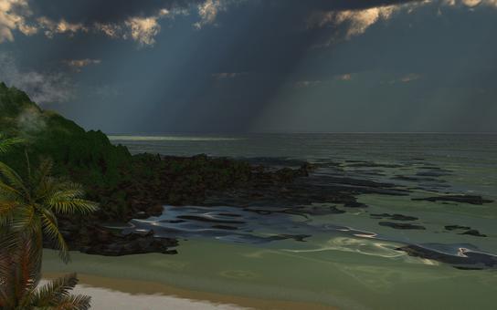 Godley Sea 2
