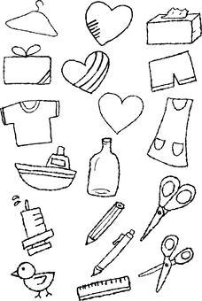 Hand-drawn illustration 01_01