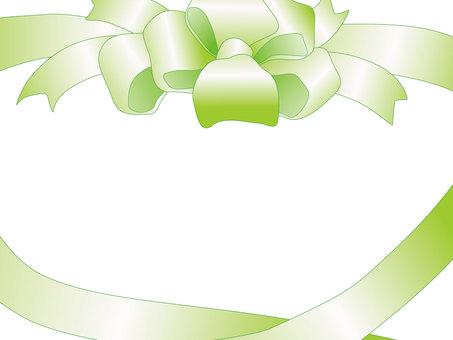 Frame 2 Green for VDs Ribbon only