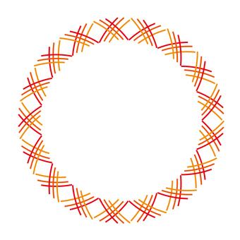 Circular material -238