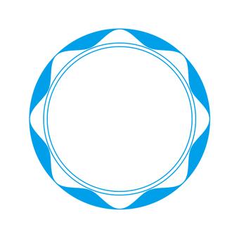 Circular material -230