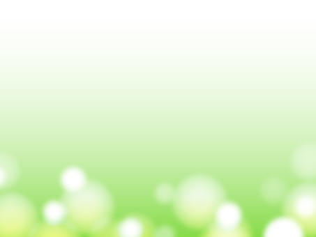 Green fluffy background