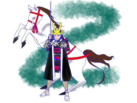 Samurai / Samurai / Horse