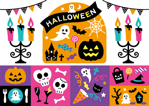 Halloween material (3)