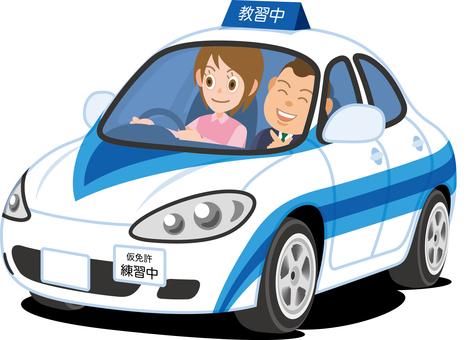교습 차량 교습 중 면허 취득 여성