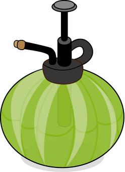 분무기 (녹색)