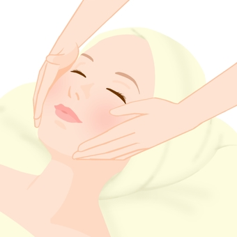 Facial aesthetic massage