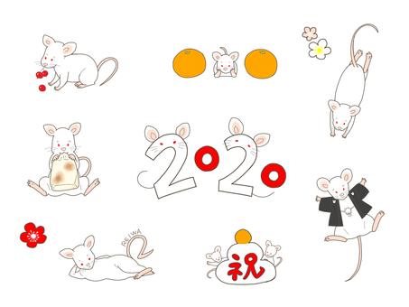 쥐 2020
