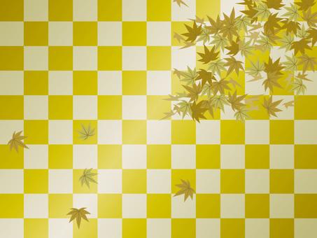 Gold foil background_Feng Jin