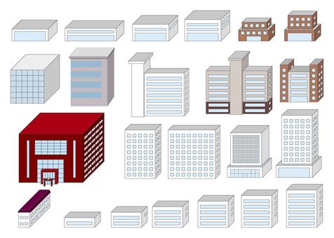 도시 시리즈 빌딩 4