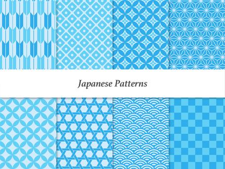상쾌한 일본식 디자인