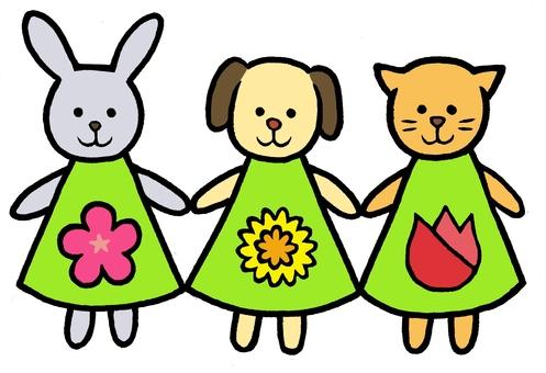 Spring Sisters